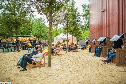 Hafenfest und Traumzeitfestival am KulturKanal  Darstellung 2