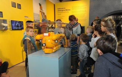 Internationaler Museumstag im Schiffshebewerk und Umspannwerk