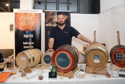 Whisky-Weltreise mit Sebastian Büssing