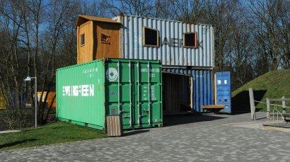 Spielplatzfest und Ausstellungseröffnung im LWL-Industriemuseum Darstellung 2