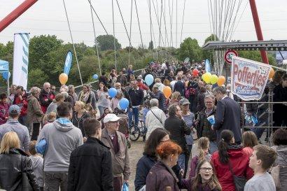 KanalErwachen 2018 mit 5. Schiffsparade KulturKanal  Darstellung 2