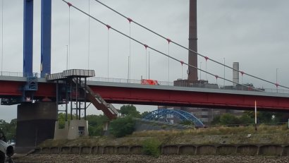 Mercatorinsel Duisburg-Ruhrort Darstellung 2