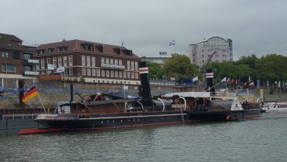 Museumsschiff Oscar Huber