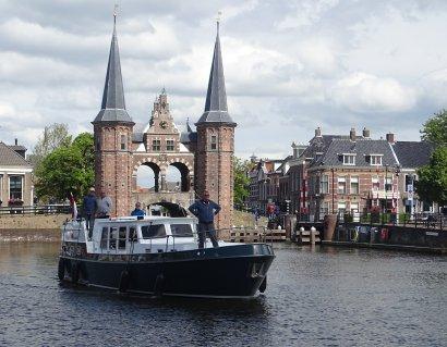 Bildervortrag Niederlande im Schiffshebewerk Henrichenburg