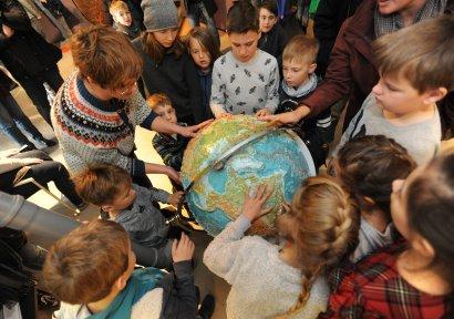 Herbstferienprogramm für Kinder im Schiffshebewerk Henrichenburg