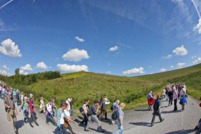 Landschaftspark Hoheward Darstellung 5