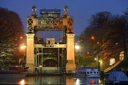 Amerika-Ausstellung im Schiffshebewerk Henrichenburg schließt schon Ende Oktober