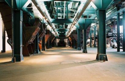 Ruhr Museum [Kohlenwäsche] Darstellung 2