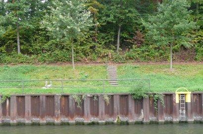 Anleger Bottrop / Essen-Dellwig (Stadtgrenze Essen-Dellwig) Darstellung 2