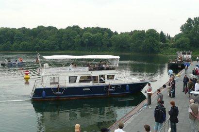 Anleger am Stadthafen Recklinghausen Darstellung 3