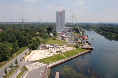Stadthafen Recklinghausen Darstellung 3