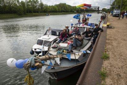 Letzter Aufruf für die Anmeldung der Wasserfahrzeuge zur Schiffsparade