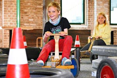 Sommeraktionen für Kinder im Explorado Duisburg und mehr Darstellung 2