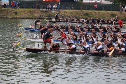 60. Jugendrennsportregatta des Kanuten Emscher-Lippe Datteln e.V.