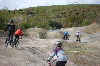Bike- und Skatepark Zeche Recklinghausen II Darstellung 2