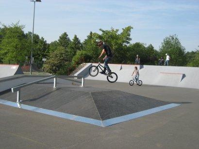 Bike- und Skatepark Zeche Recklinghausen II