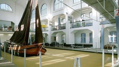 Museum der Deutschen Binnenschifffahrt Darstellung 4