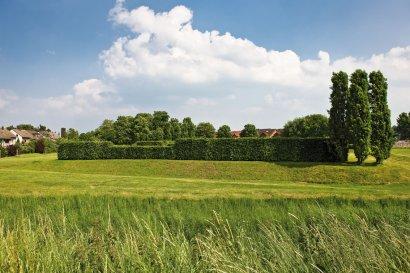 Haus und Burg Henrichenburg - Bodendenkmal