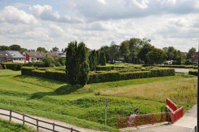 Haus und Burg Henrichenburg - Bodendenkmal Darstellung 3