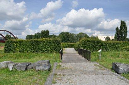 Haus und Burg Henrichenburg - Bodendenkmal Darstellung 2