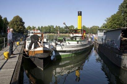 abgesagt_Museumsfest im Schiffshebewerk Waltrop Darstellung 2
