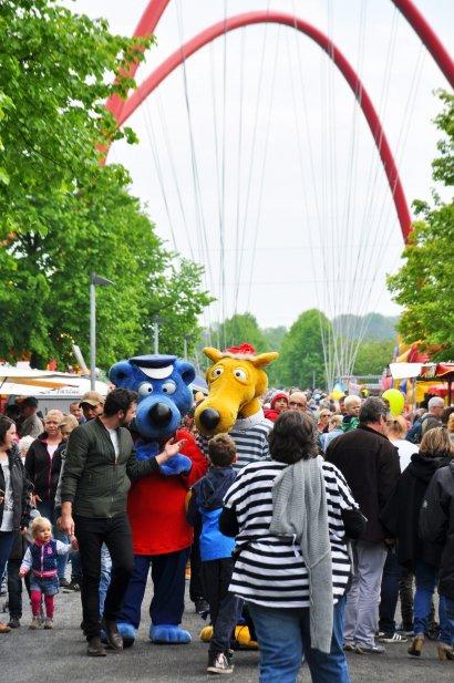 abgesagt_3. KanalErwachen 2020: Familienfest im Nordsternpark Gelsenkirchen Darstellung 2
