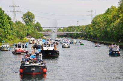 Aufruf an Bootseigner & Wassersportler*innen zur 7. Schiffsparade