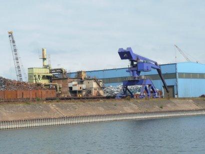 Duisburger Hafen