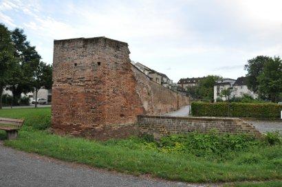 Archäologische Zone, Alter Markt und Stadtmauer Duisburg