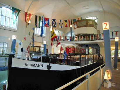 Museum der Deutschen Binnenschifffahrt Darstellung 3