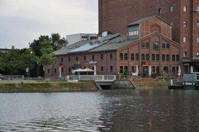 Diebels im Hafen Darstellung 2