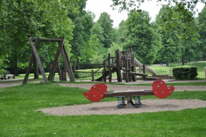 Abenteuerspielplatz Stadtpark Meiderich