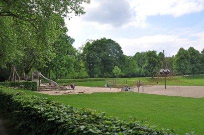 Abenteuerspielplatz Stadtpark Meiderich Darstellung 2