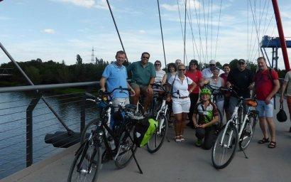 KanalErwachen 2019: Halden Hopping per E-Bike mit simply out tours