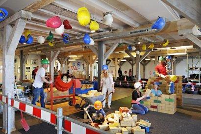 Jubiläumswochenende: Explorado Kindermuseum feiert 5. Geburtstag