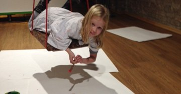 Osterferienbetreuung im Kindermuseum