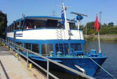 Kulturschiff Herne: Das Lügenboot