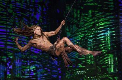"""""""Tarzan"""" lockte rund eine Million Zuschauer nach Oberhausen"""