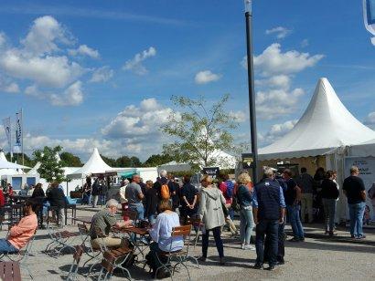 Ruhrorter Hafenfest in Duisburg