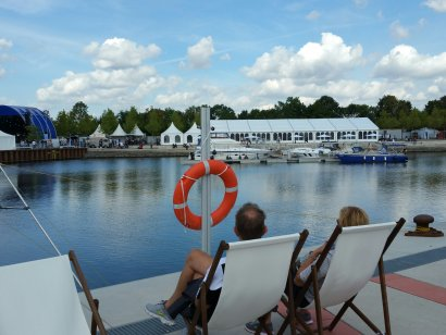 2. Hafenfest auf Graf Bismarck in Gelsenkirchen