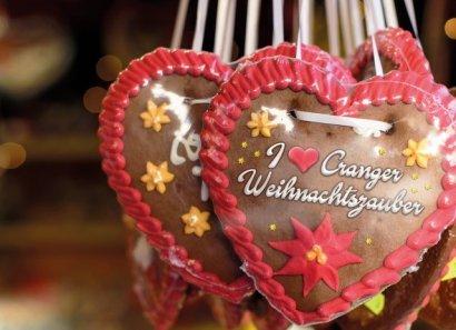 Erstmalig Cranger Weihnachtszauber in Herne