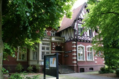 Emschertal-Museum, Standort: Städtische Galerie