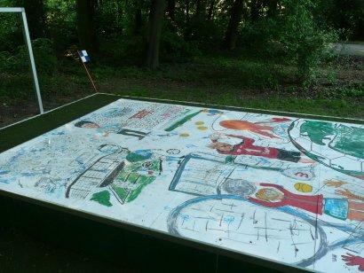 Ballsport-Decke (Picknickplatz)