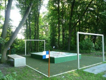 Ballsport-Decke (Picknickplatz) Darstellung 2