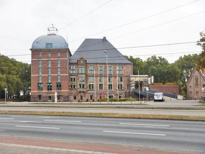 Schloss Horst Darstellung 2