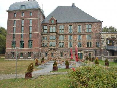 Schloss Horst Darstellung 3