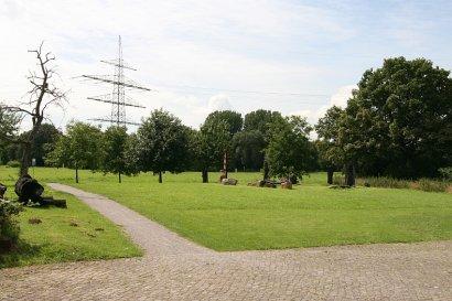 Indian Summer im Gehölgarten Ripshorst