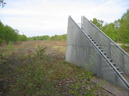 Gleispark Frintrop Darstellung 3