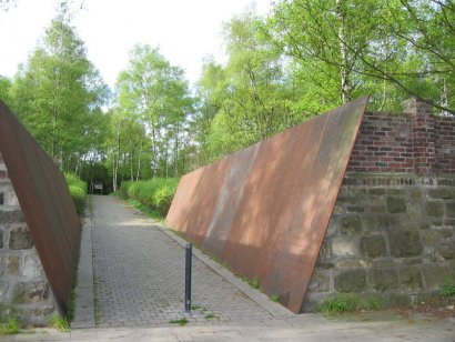 Gleispark Frintrop Darstellung 7