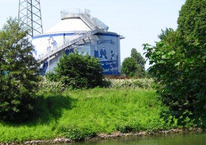 Glückauf! Bergarbeiterproteste im Ruhrgebiet (Silke Wagner, 2010) Darstellung 3